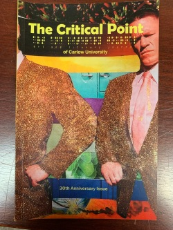 30th Anniversary Edition of The Critical Point, Courtesy of Amber Kanoza